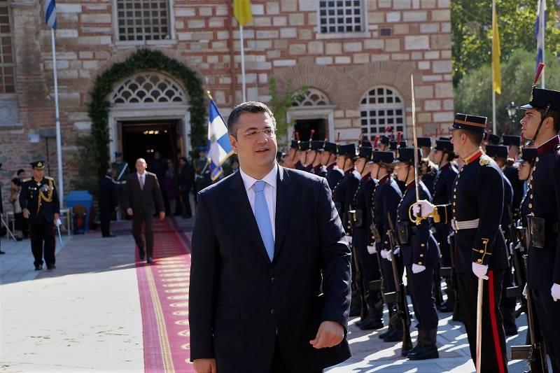 Φροντίζουμε να διασφαλίσουμε ένα σταθερό και ασφαλές μέλλον για την Κεντρική Μακεδονία