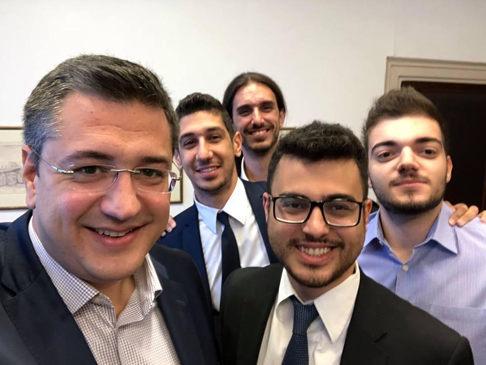 Η Περιφέρεια Κεντρικής Μακεδονίας στηρίζει την Ακαδημία Ρομποτικής του Πανεπιστημίου Μακεδονίας