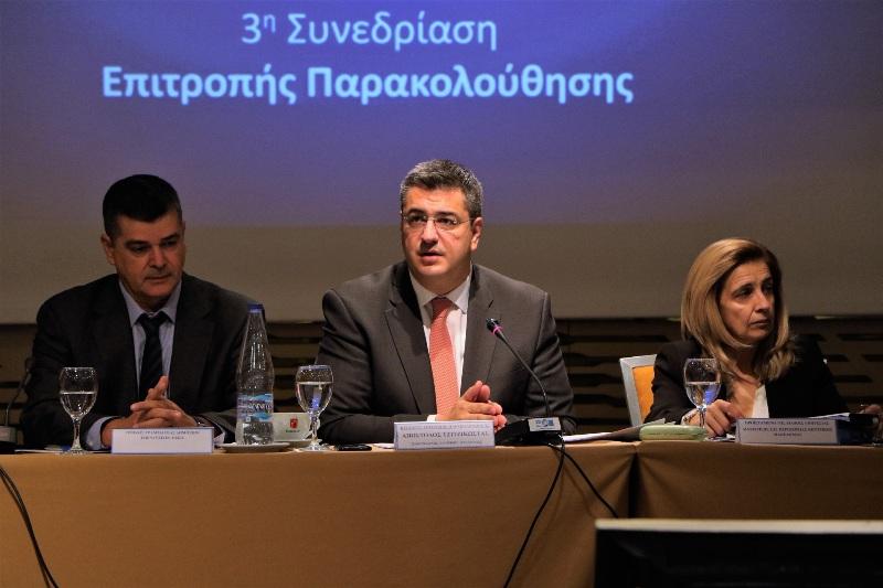 Νέα έργα και δράσεις 185 εκατομμυρίων ευρώ από το ΕΣΠΑ της Περιφέρειας Κεντρικής Μακεδονίας