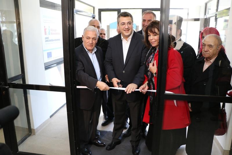 458.000 € από το ΕΣΠΑ της Περιφέρειας Κ.Μακεδονίας για τη λειτουργία του Κέντρου Κοινότητας Αμπελοκήπων – Μενεμένης