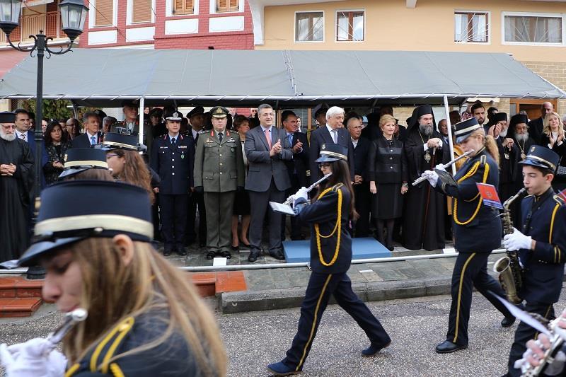 Εκδηλώσεις για τα 196 χρόνια από το θάνατο του Εμμανουήλ Παππά στις Σέρρες