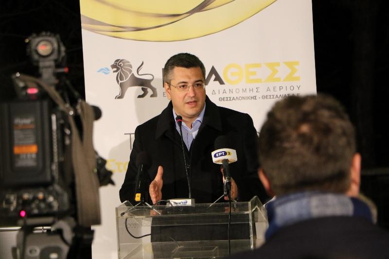 34 εκατομμύρια € από το ΕΣΠΑ για την επέκταση του Δικτύου Φυσικού Αερίου σ'όλη την Κεντρική Μακεδονία