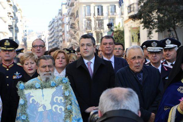 Θεοφάνεια στη Θεσσαλονίκη 2