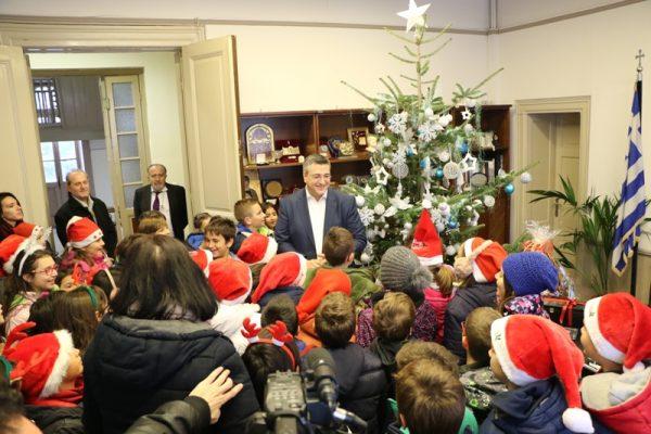 Κάλαντα Χριστουγέννων στην Περιφέρεια Κεντρικής Μακεδονίας 2